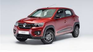 Renault sells three lakh units of the Kwid hatchback in India