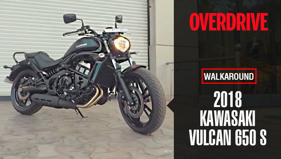 2018 Kawasaki Vulcan 650 S In India Engine Price And Details
