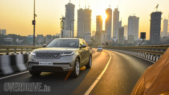 Range Rover Velar P250 road test review