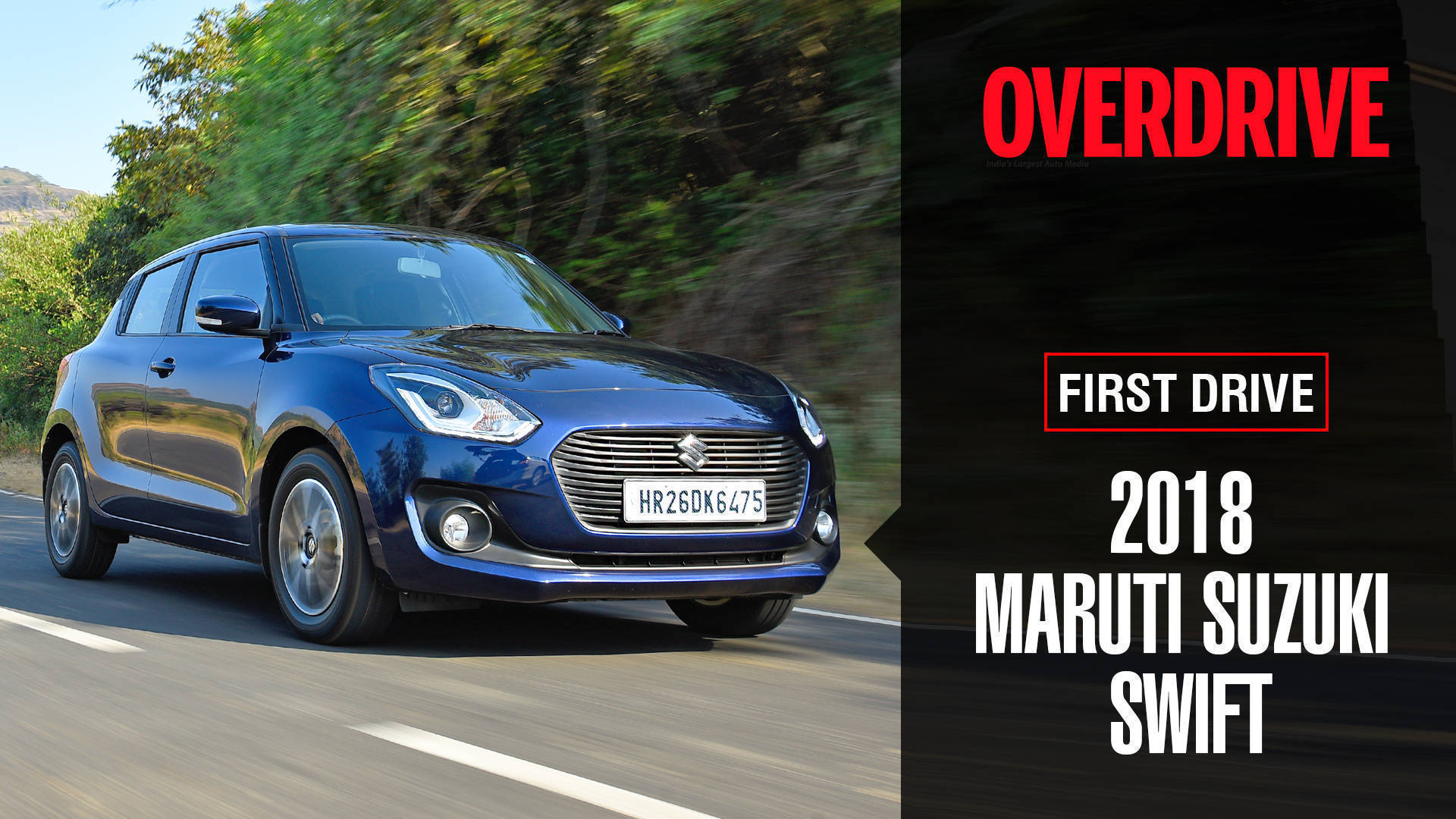 2018 Maruti Suzuki Swift | First Drive Review