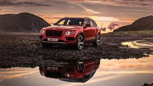 Bentley Bentayga V8 petrol SUV with 550PS and 290kmph top speed launched