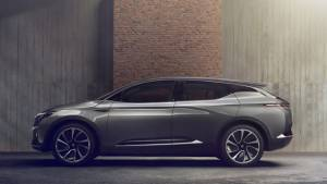 CES 2018: Byton electric SUV concept drops cover in Vegas