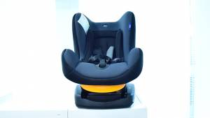 On test at OVERDRIVE: Chicco Cosmos car seat