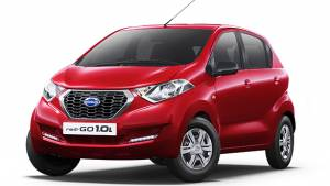 Datsun Redi-GO 1.0L AMT launched in India at Rs 3.80 lakh