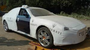 2018 Maserati Quattroporte GTS deliveries commence in India