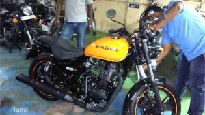 Royal Enfield Thunderbird 500 X Images Full Information Latest