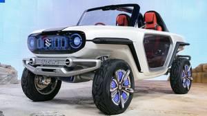 Auto Expo 2018: Maruti Suzuki to showcase e-Survivor electric SUV concept