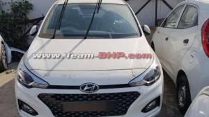 Auto Expo 2018: Hyundai Elite i20 facelift spied undisguised ahead of official reveal