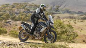 2018 Triumph Tiger 800 to be launched in India on March 21, 2018