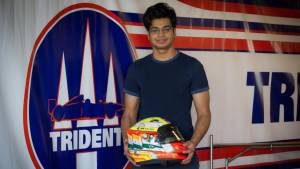 F2 2018: Arjun Maini signs with Trident for FIA Formula 2 Championship