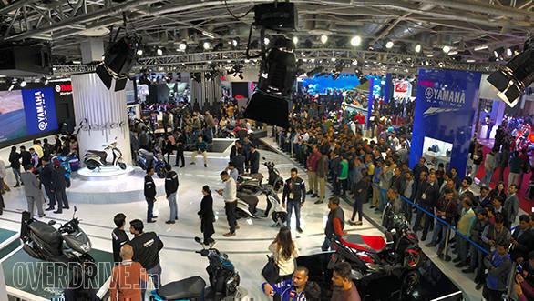 File photograph of Auto Expo 2018