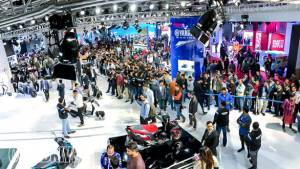Where are all the motor shows going?