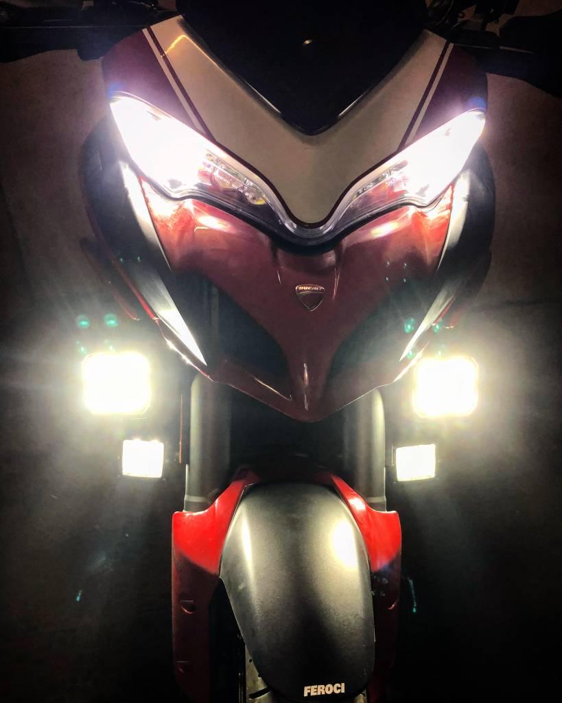 2016 Ducati Multistrada 1200 S   Feroci