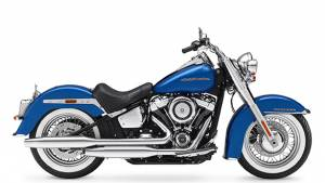 2018 Harley-Davidson Low Rider launched in India at Rs 12.99 lakh, 2018 Harley-Davidson Softail Deluxe at Rs 17.99 lakh