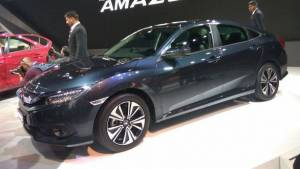Auto Expo 2018: New Honda Civic and CR-V coming to India with diesel engines this year