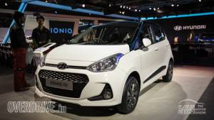 Hyundai offering benefits of up to Rs 75K on Grand i10 in March