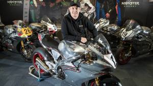John McGuinness to ride for Norton at Isle of Man TT 2018
