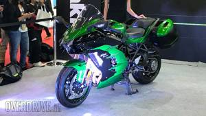 Auto Expo 2018: Kawasaki H2SX launched in India at Rs 21.8 lakh, ex-showroom