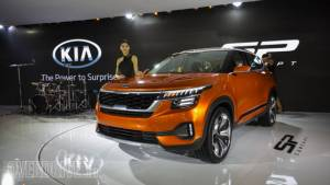 BREAKING: KIA SP Concept-based SUV to be launched in India during May 2019