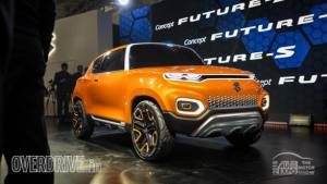 Auto Expo 2018: Maruti Suzuki Concept Future S image gallery