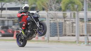 2018 Yamaha MT-09 first ride review