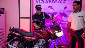 Bajaj Pulsar 220 and Discover 125 introduced in Ghana