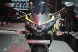 Honda CBR 250R, X-Blade, Grazia and CB Hornet removed from India website