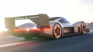 Image Gallery: Volkswagen reveals I. D. R Pikes Peak prototype racer