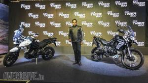2018 Triumph Tiger 800 launched in India at Rs 11.76 lakh
