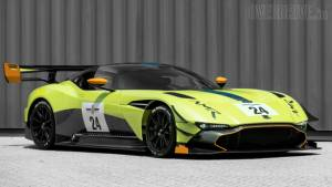 Geneva Motor Show 2018: 1100PS Aston Martin Valkyrie AMR Pro revealed