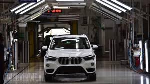Coronavirus impact: BMW India resumes local production at Chennai plant