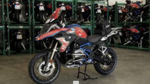 Five accessories that will get your BMW R1200 GS closer to BMW GS Trophy-spec