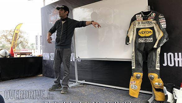 Harley-Davidson Flat Track Experience Marco Belli