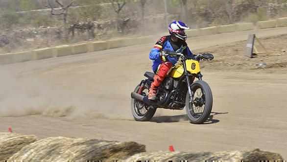 Harley -Davidson Flat Track Peter MacKenzie 2389