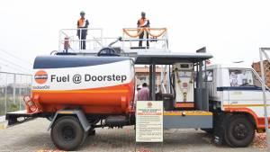 Indian Oil begins doorstep delivery of diesel in India