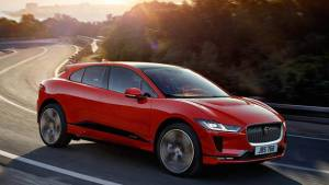 Jaguar I-Pace electric SUV scores five star Euro NCAP safety rating