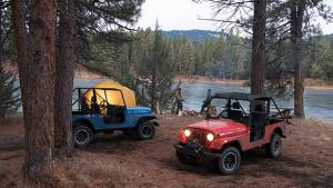FCA files plea to stop sale of Mahindra Roxor in USA