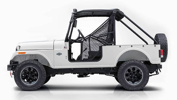 Image Gallery Mahindra Roxor Side By Side Unveiled