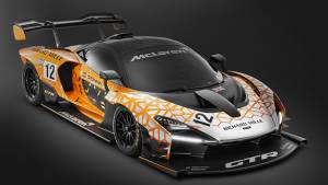 Geneva Motor Show 2018: 825PS McLaren Senna GTR concept is a track-only beast