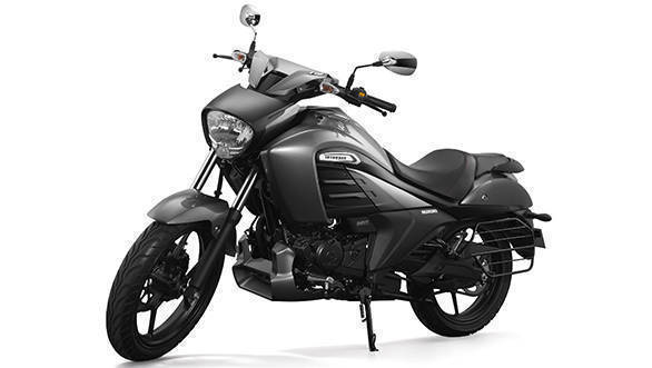 Suzuki Intruder Fi launched in India at Rs 1.06 lakh