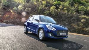 2018 Maruti Suzuki Swift road test review