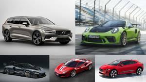 Geneva Motor Show 2018: Preview