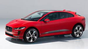 Jaguar Land Rover to make an EV specifically for the Chinese market
