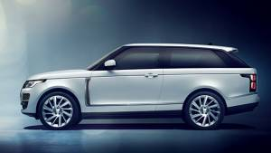 Geneva Motor Show 2018: Land Rover Range Rover SV Coupe showcased