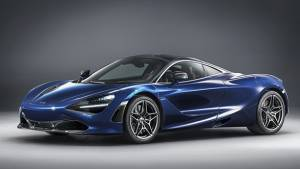 Geneva Motor Show 2018: McLaren 720S in Atlantic Blue is a showcase for McLaren Special Operations
