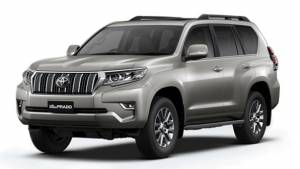 2018 Toyota Land Cruiser Prado facelift launched in India at Rs 92.6 lakh