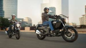 Popularity of touring motorcycles in India