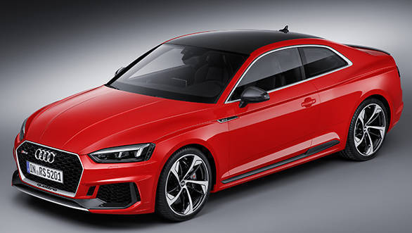 2018 Audi RS5 to be launched in India on April 11