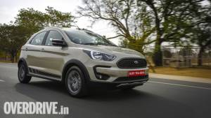 2018 Ford Freestyle first drive review