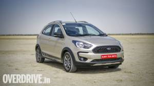 Ford Freestyle online bookings on Amazon India to start from April 14 onwards